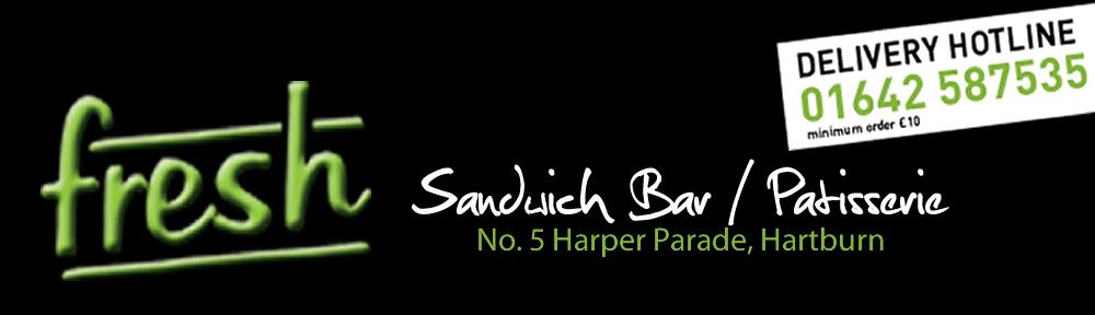 Fresh Sandwich Bar / Patisserie